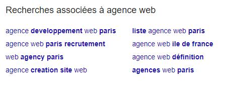 Suggestion d'ancres optimisées pour son profil de liens SEO