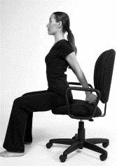bonne posture de travail