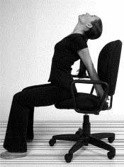 Étirement pour une meilleure posture au travail
