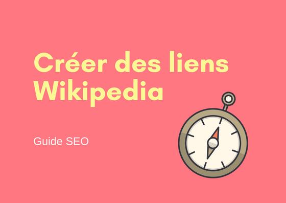 Créer des liens Wikipedia