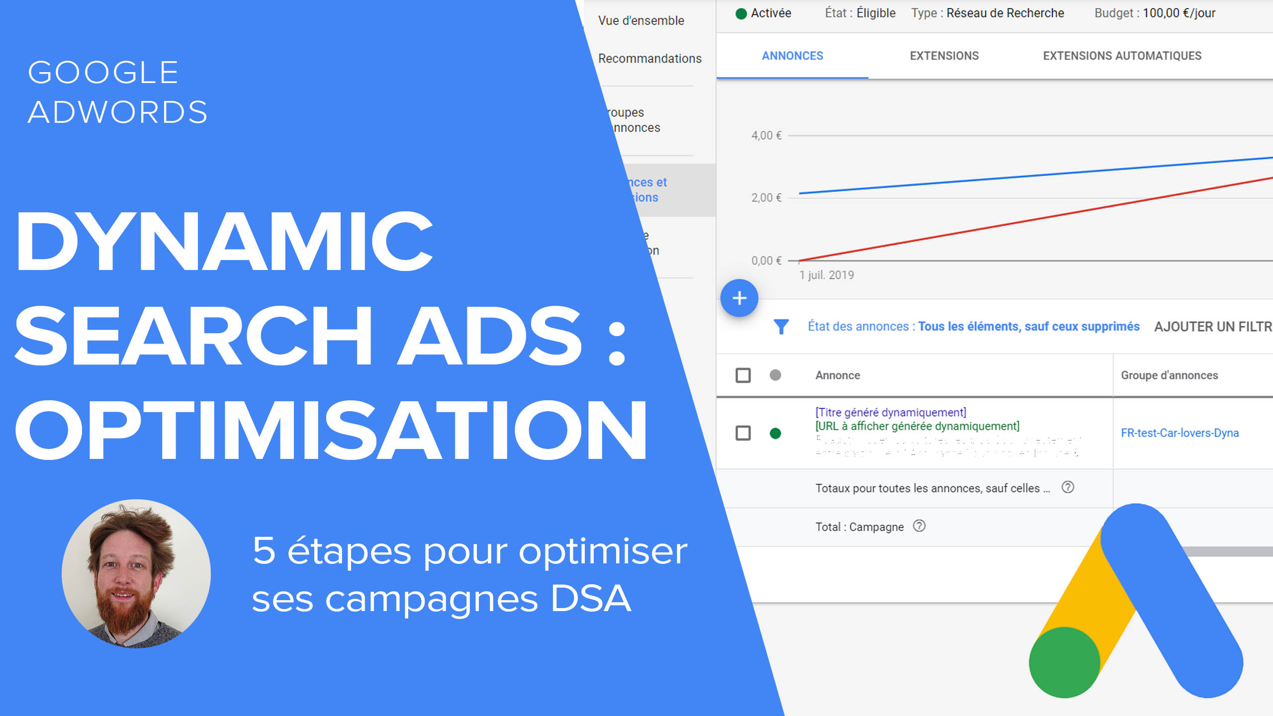 Comment optimiser vos annonces Dynamic Search Ads – DSA Adwords