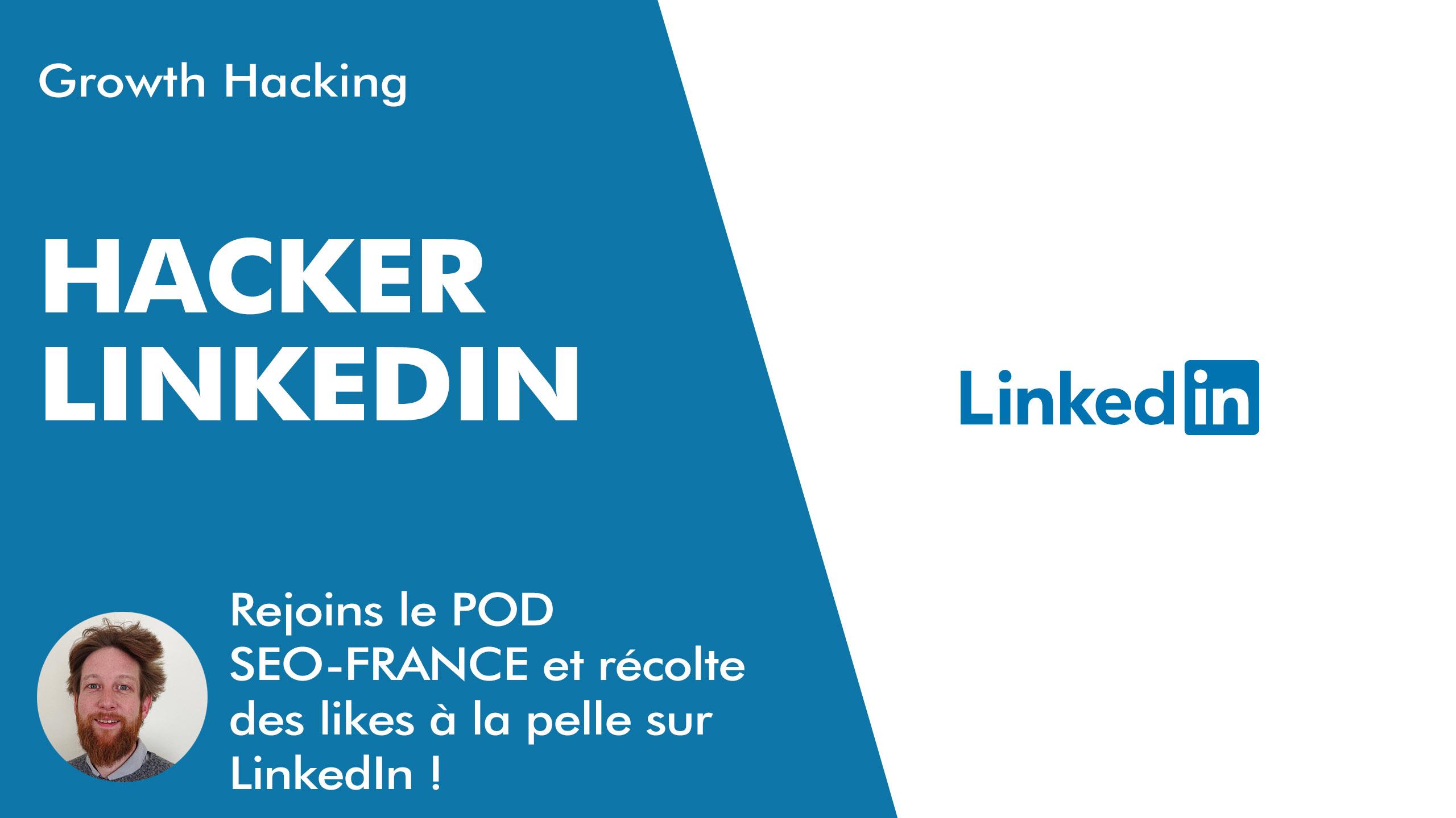POD Linkedin - SEO France