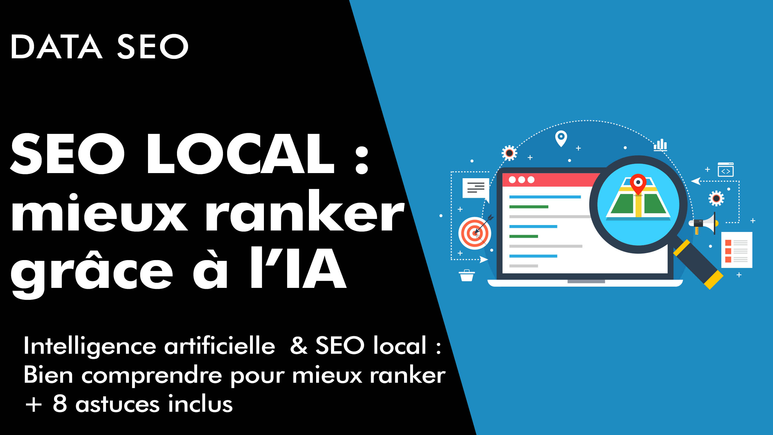 SEO Local : mieux ranker grâce à l\ intelligence artificielle