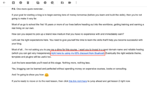 example of ryan robinson's email